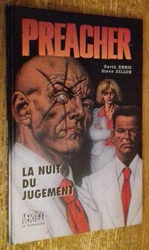 Preacher, tome 6: La Nuit du jugement: Ennis Garth, Dillon