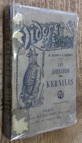 Les Assassins de Kernilis (Vidocq, ses exploits,: Mario M., Launay