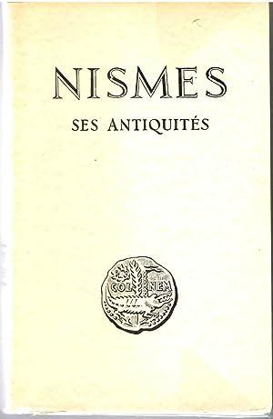 Nismes ses antiquités: Docteur Baillet