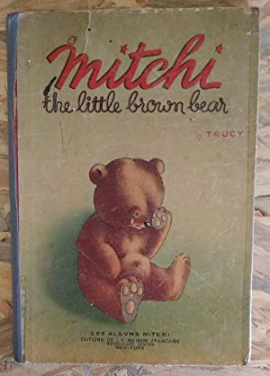 Mitchi The littles brown bear