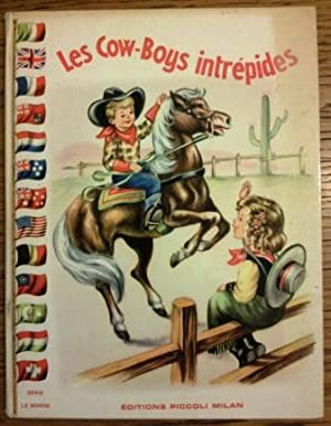 Les Cow-boys intrépides