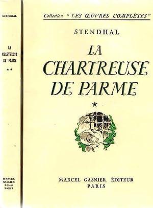 La Chartreuse de Parme - 2 volumes: Stendhal