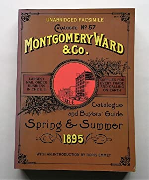 Montgomery Ward &co., Catalogue No. 57 1895: Boris Emmet