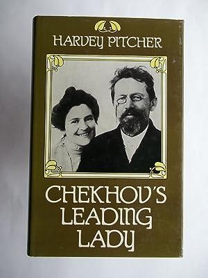 Chekhov's Leading Lady : A Portrait of: Harvey Pitcher