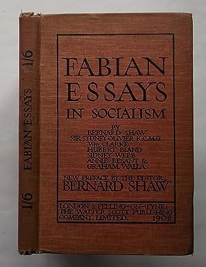 fabian essays socialism abebooks fabian essays in socialism shaw g b