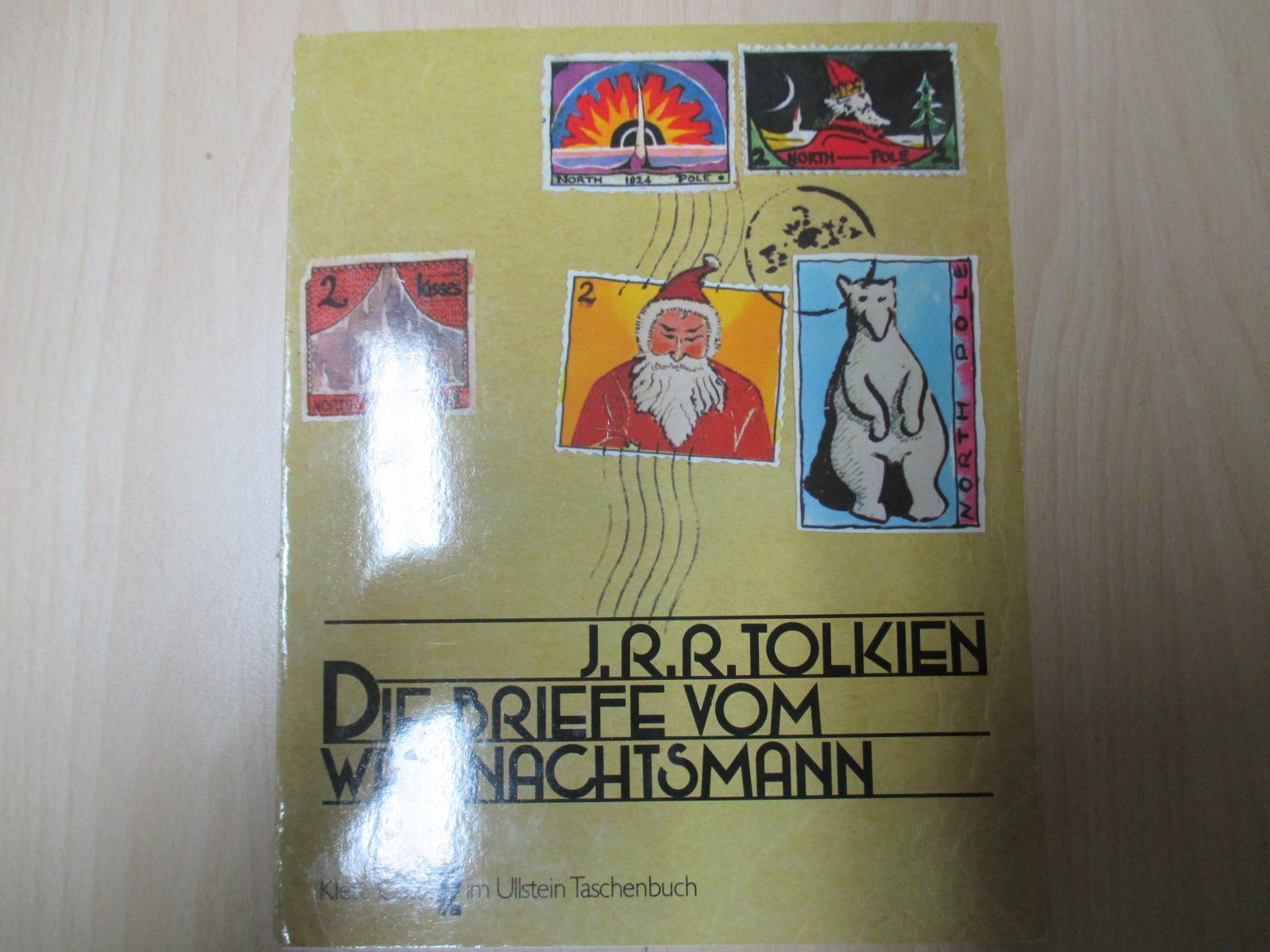 Briefe Von Tolkien : Die briefe vom weihnachtsmann von tolkien zvab