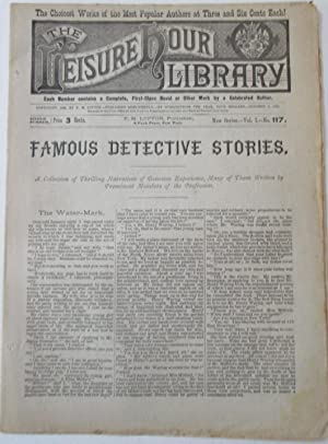 Famous Detective Stories. A collection of thrilling narratives of detective experience, many of ...