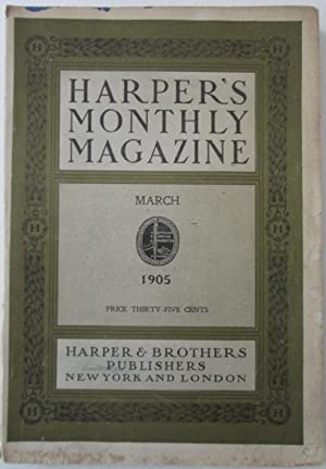 Harper's Monthly Magazine. March 1905: Pyle, Howard (illustrator); Cabell, James Branch; ...