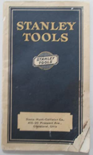 Stanley Tools. Catalog #34: No Author Given