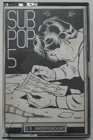 Sub Pop 5: Pavitt, Bruce