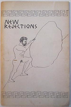 New Rejections. Vol. 1, Number 1: Martin, Jean; Gliber, Jerry; Richkin, Robert J. et al.