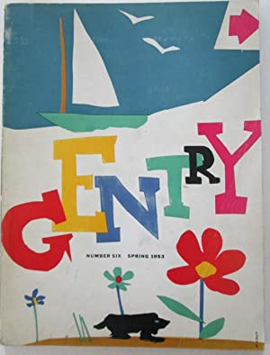Gentry Number Six. Summer 1953: O'Connor, Frank; Ives, Burl; Munkacsi, Martin (photographer)