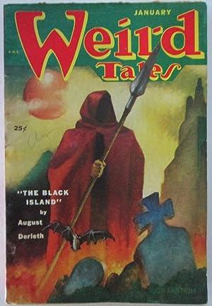 Weird Tales. January, 1952: Derleth, August; Bloch, Robert; Smith, Clark Ashton et al.