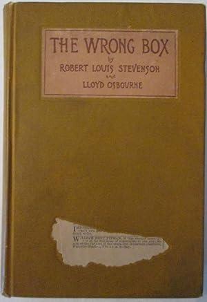 The Wrong Box: Stevenson, Robert Louis; Osbourne, Lloyd.