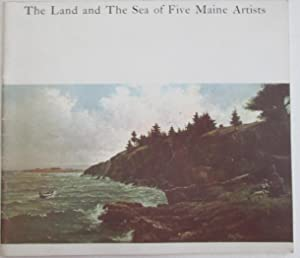 The Land and Sea of Five Maine Artists: Marriner, Ernest C.