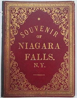 Souvenir of Niagara Falls. N.Y.: No Author