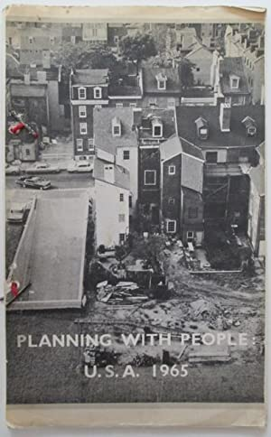 Planning With People: U.S.A. 1965: Ash, Joan