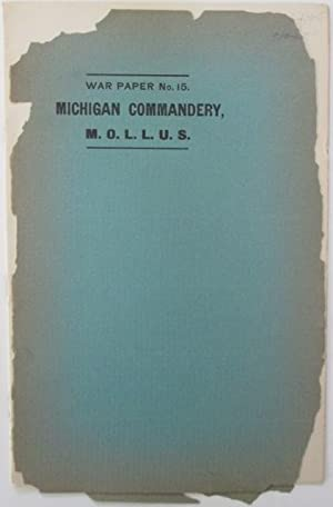 Recollections of Stone's River. A paper prepared and read before the Michigan Commandery of ...