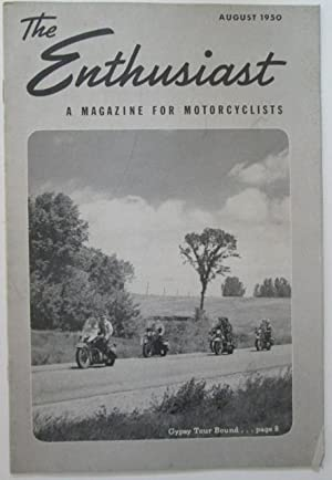 The Enthusiast. A Magazine for Motorcyclists. August, 1950: Various Authors