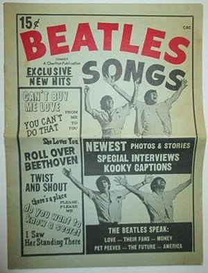 Beatles Songs. Summer. Vol. 1 No. 2.: No Author Given