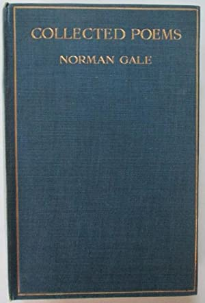 Collected Poems: Gale, Norman