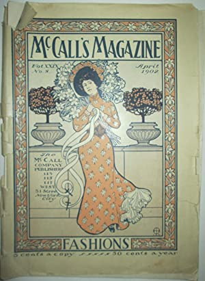 McCall's Magazine. April 1902. Vol. XXIX No. 8: Various Authors