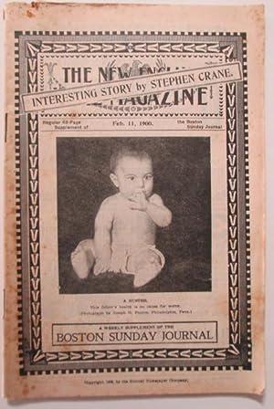 The New England Home Magazine. Supplement to the Boston Sunday Journal. February 11, 1900: Crane, ...
