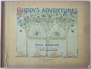 Buddy's Adventures in the Blueberry Patch: Beskow, Elsa; Andrews, Siri (translator).