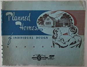 Planned Homes of Individual Design: No Author Given