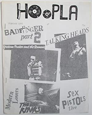 Hoopla #7. February 1978: Ginoli, Jon; Smith, Dena; Ford Kevin et al.