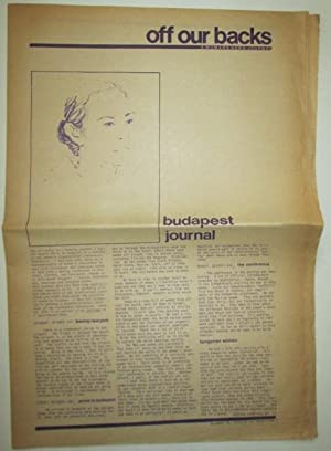 Off Our Backs. A Woman's News-Journal. Volume 1, Number 14. December 14, 1970: Various Authors