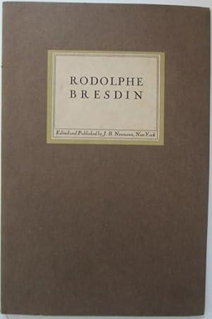 Rodolphe Bresdin: Neumann, J.B.