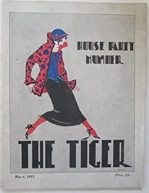 The (Princeton) Tiger. House Party Number. May 4, 1923: Various Authors