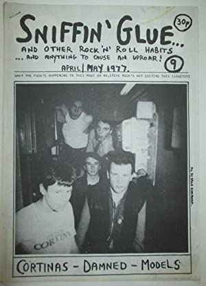 Sniffin' Glue and other Rock n' Roll Habits #9. April/May 1977: Various Authors