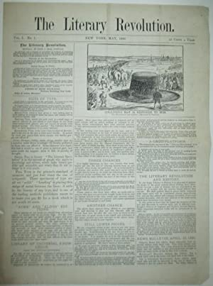 The Literary Revolution. May, 1880. Volume 1, No. 1.: Alden, John B. (manager).