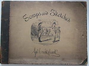 Scraps and Sketches: Cruikshank, George (artist).