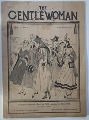 The Gentlewoman. November, 1916: Various Authors