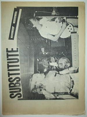 Substitute. Number Three. December 1978.: Griswold, Tom and Ramirez, Jacki (editors); Gardner, ...