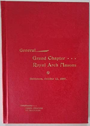 30th Triennial, Centennial of the General Grand Chapter of Royal Arch Masons of the United States ...
