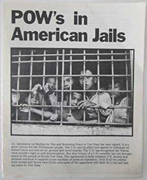 POW's in American Jails: Indochina Solidarity Committee.