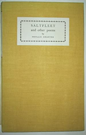 Saltfleet and Other Poems: Chanter, Phyllis
