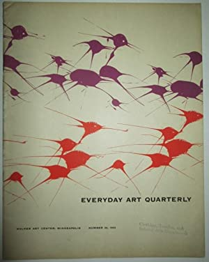 Everyday Art Quarterly. Number 26, 1953: Various authors