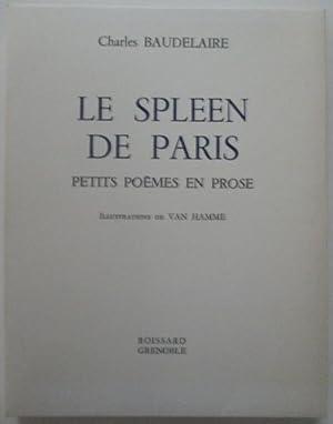 Le Spleen De Paris. Petits Poemes en Prose: Baudelaire, Charles
