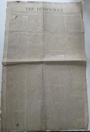 The Democrat. Saturday, November 16, 1805: Various authors