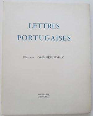 Lettres Portugaises: De la Vergne, Gabriel-Joseph