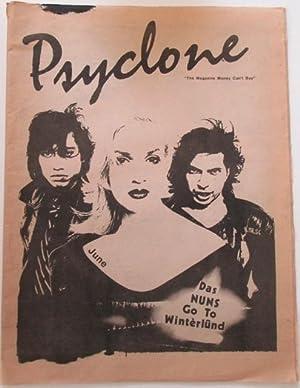 Psyclone. June: Paulsen, Jerry (editor). Various Authors