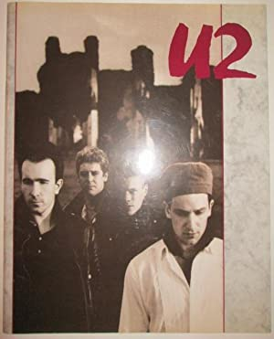 U2. 1985 Tour Book: No author given.