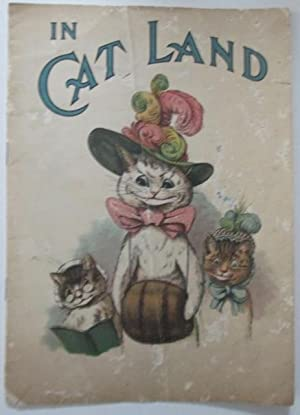 In Cat Land: Wain, Louis (illustrator).