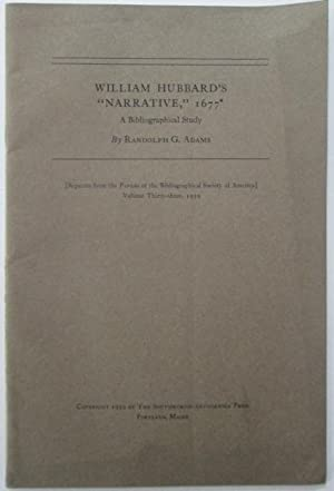William Hubbard's