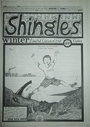 Shingles. Winter (1979). Issue 1